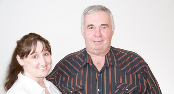 Ken and Joanne Maduck
